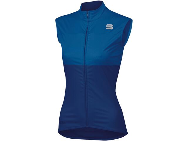 Sportful Bodyfit Pro Vest Women blue twilight blue